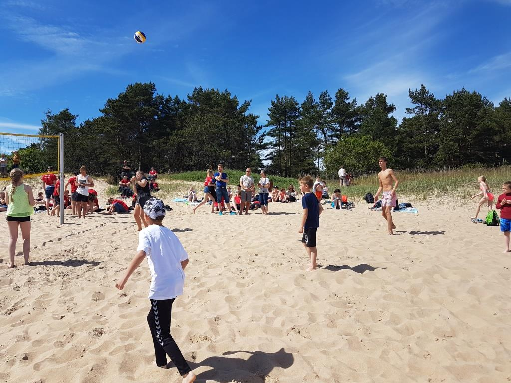 Volleyball turnering